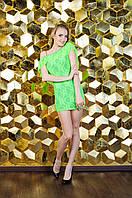 Платье неон 23, фото 1
