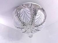 Люстра потолочная с цветной LED подсветкой и автоматическим отключением YR-5139/350