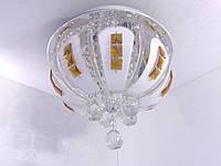 Люстра потолочная с цветной LED подсветкой YR-0926/350