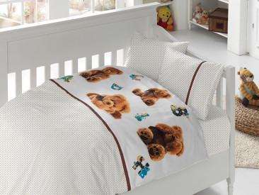 Белье постельное для новорожденных First Choice 3D BABY Fanny