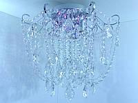 Люстра потолочная хрустальная YR 90080/4