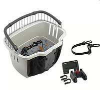 Багажник переноска ATLAS BIKE 10 RAPID для велосипеда