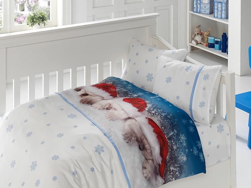 Белье постельное для новорожденных First Choice 3D BABY Kartopu
