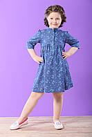 Детское платье из стрейч-котона, фото 1