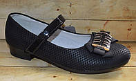 Детские туфли для девочек размеры 33 и 34