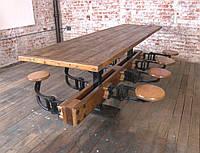 Стол лофт 02, с бесплатной доставкой НП