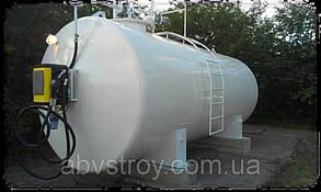 Дизельное топливо. Резервуары для хранения и оборудование для перекачки и контроля.