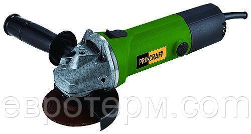 Болгарка ProCraft PW-1350 ( 125 мм ) - Магазин сантехники Eurotherm в Харькове