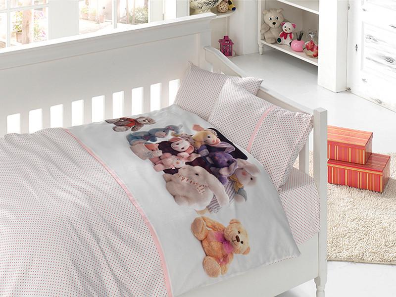 Белье постельное для новорожденных First Choice 3D BABY Sandy