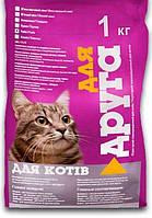 Корм коты Для друга (рыба) 1кг O.L.Kar