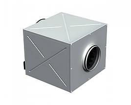 Шумоизолированный вентилятор ВЕНТС КСД 250 С-4E, VENTS КСД 250 С-4E