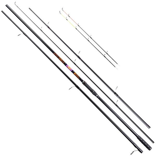Фидер Brain Apex Double 3.3m carp rod: 3,5lb; feeder rod: up to 130g
