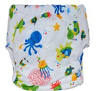 Многоразовые подгузники - плавки для бассейна