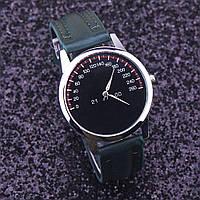 Часы темно зеленые