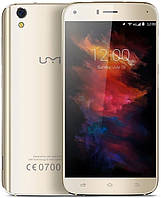"UMI Diamond gold 3/16 Gb, 5"", MT6753, 3G, 4G"