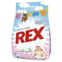 Стиральный порошок Rex Детский 2,4 кг (9000100695770)