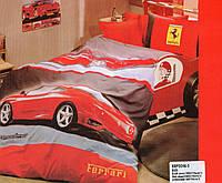 """Постельное Белье Ferrari от ТМ """"SHINING STAR"""""""