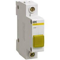 Сигнальная лампа ЛС-47М (матрица) ИЭК Желтая