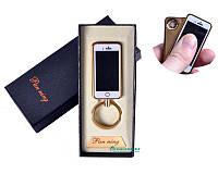 """USB зажигалка-брелок """"IPhone 5s"""" (спираль накаливания) №4812"""