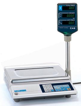Торговые весы в магазин CAS AP-M