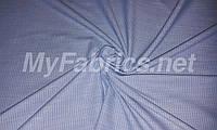Ткань лен в полоску