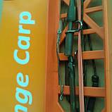 Безпечна кліпса( без вантажу, посилена) 2 гачка, фото 5