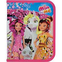 Папка на молнии Mia&Me B5, KITE