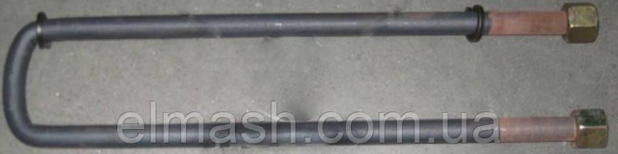 Стремянка рессоры задней ГАЗ 53,3307 М20х1,5 (с гайкой и гровером L=440) (пр-во Россия)