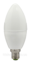 Лампа светодиодная LB-75 C37 6.5W 4000K 590LM