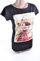 Модные этим летом женские футболки