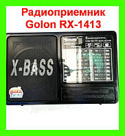 Радиоприемник GOLON Фонарь RX-1413 FM, AM, SW 168 Band Radio!Акция