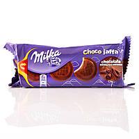 Бисквит Milka Choco Jaffa с шоколадным муссом (милка), 150 гр
