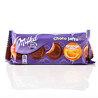 Бисквит Milka Choco Jaffa Orange Jelly (милка с апельсиновым джемом), 150 гр