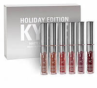 Губная помада Kylie lip kit Holiday, фото 1