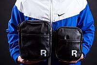 Сумка через плече R ( Reebok ) Black- White
