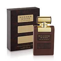 Мужская парфюмерная вода Shades Wood  100ml. Armaf (Sterling Parfum)