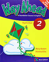 New Way Ahead 2 Pupil's Book + CD-ROM Pack