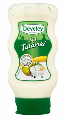 Соус Develey Sos Tatarski (татарский), 410 грамм