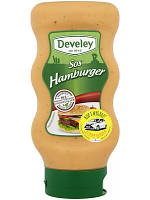 Соус Develey Sos Hamburger, 410 грамм