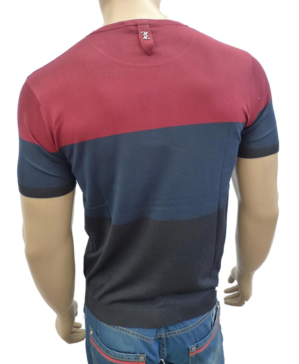 Элитная шелковая футболка