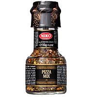 Специи пикантные Pizza Mix Niko с мельницей, 35г