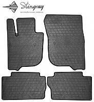 MITSUBISHI PAJERO SPORT 2015- Резиновые коврики Оригинальный размер Комплект состоит из 4-х ковриков