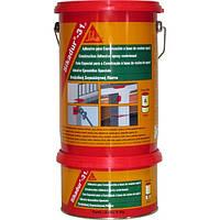 Эпоксидный двухкомпонентный конструкционный клей Sikadur®-31 CF Normal, 1,2 кг (серый)