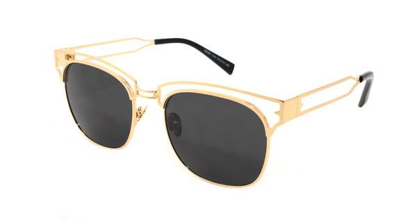 Солнцезащитные очки Avatar koks с металлическими дужками