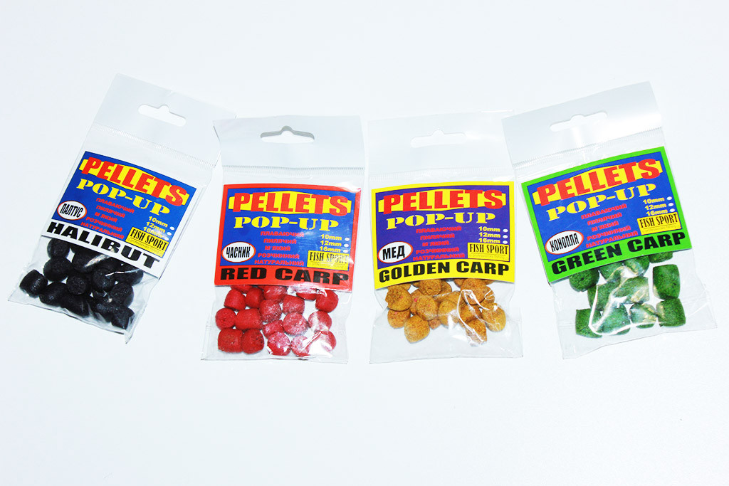 Pellets Pop-Up Golden Carp