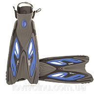 Ласты Marlin FLORIDA открытая пятка blue, р-р L-XL (42-45)