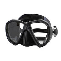 Маска Marlin TURBO black (маска для подводного плавания, маска для дайвинга)