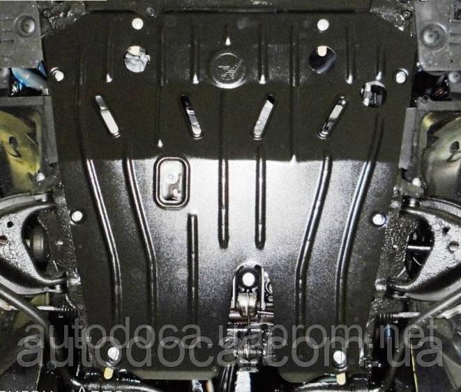 Защита картера двигателя и кпп  Renault Lodgy 2012-
