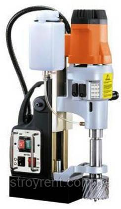 Сверлильный станок на магнитной основе AGP SMD 502 + одна фреза на выбор- аренда, прокат, фото 2