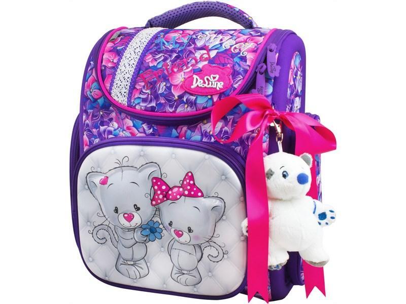 f569301d4357 Ранец школьный рюкзак детский ортопедический для девочек фабричный Бренд DE  LUNE - Манчестер в Харькове